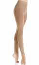 3312 Footless Microfiber Tights