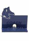 Business Card Holder for Your Coach in Blue