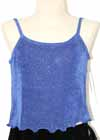 Camisole Pullover Royal Blue Child 8-10