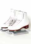 Consignment Riedell 255 MK 9.25 Blade Size 4.5