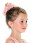 Scrunchies 24 Hair Mondor Chiffon